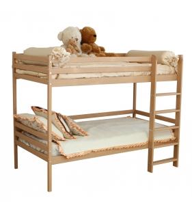 Двухъярусная кровать Можга Красная Звезда Р426 бук