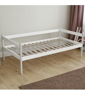 Кровать тахта Можга Красная Звезда Р425 белый серый