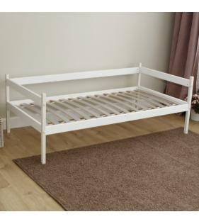 Кровать тахта Можга Красная Звезда Р425 белый ваниль