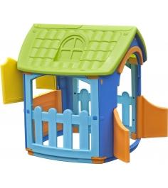Пластиковый домик разборный