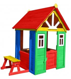 Цветной домик солнечный мульти 1 Р910-М2