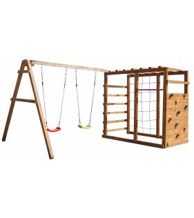 Детский игровой комплекс Р929 с качелями