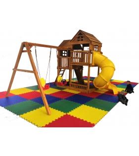 Детский игровой комплекс Р955-2