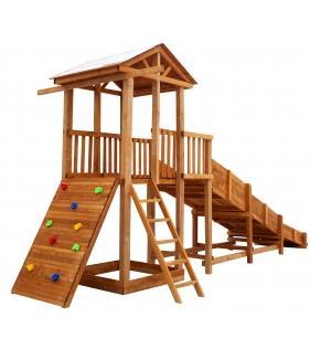 Детская площадка 3 с горкой