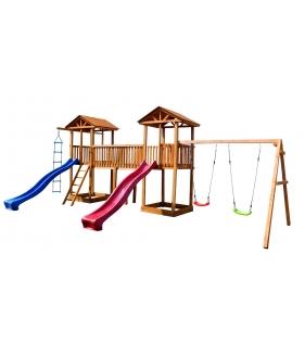 Детская площадка 6 с качелями