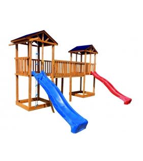 Детская площадка 6 крыша тент