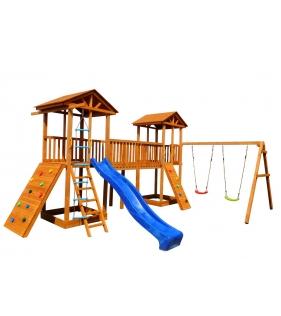 Детская площадка 7 с качелями