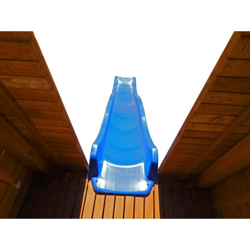Спортивный городок 8 c узкой лестницей Можга Красная Звезда