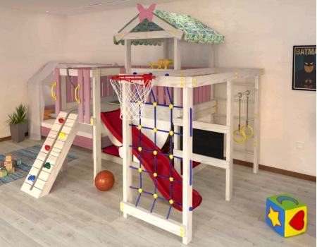 Домашние игровые комплексы